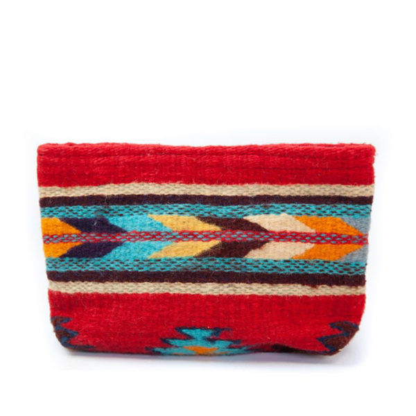 Op FairFrog: Geweven Clutch Mexico