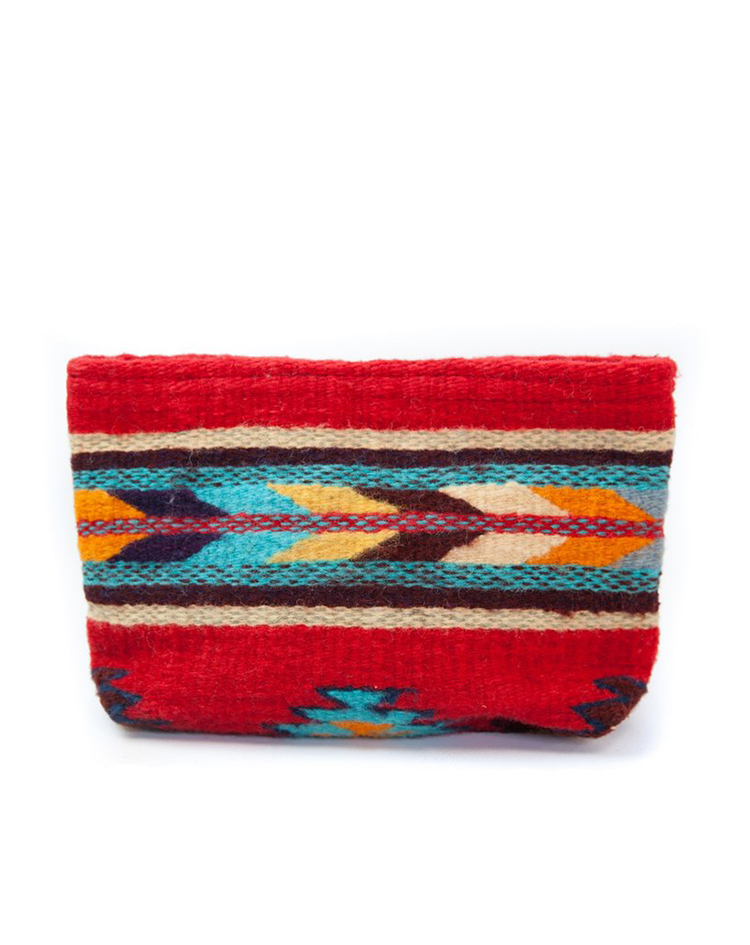 WOVEN CLUTCH <br>MEXICO