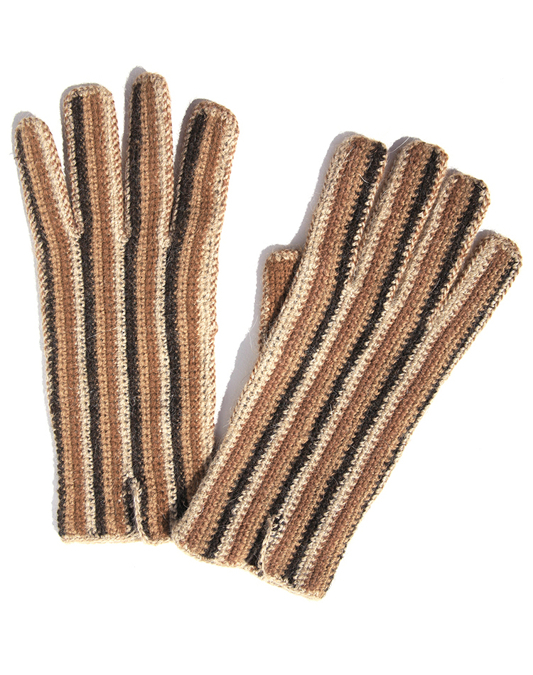 CROCHETED GLOVES <br>PERU